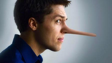 lažnivec dolg nos