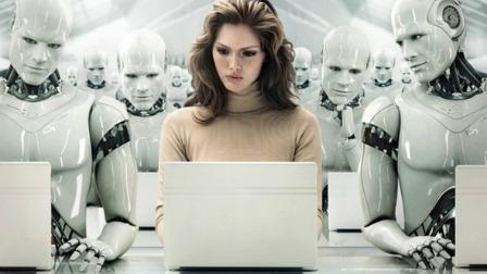 roboti in človek
